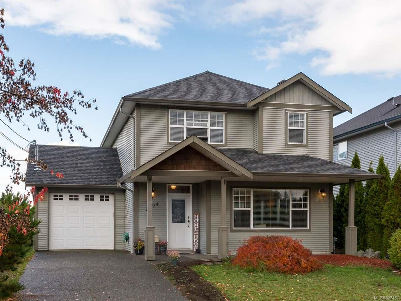 Main Photo: 2894 Ulverston Ave in CUMBERLAND: CV Cumberland House for sale (Comox Valley)  : MLS®# 827451