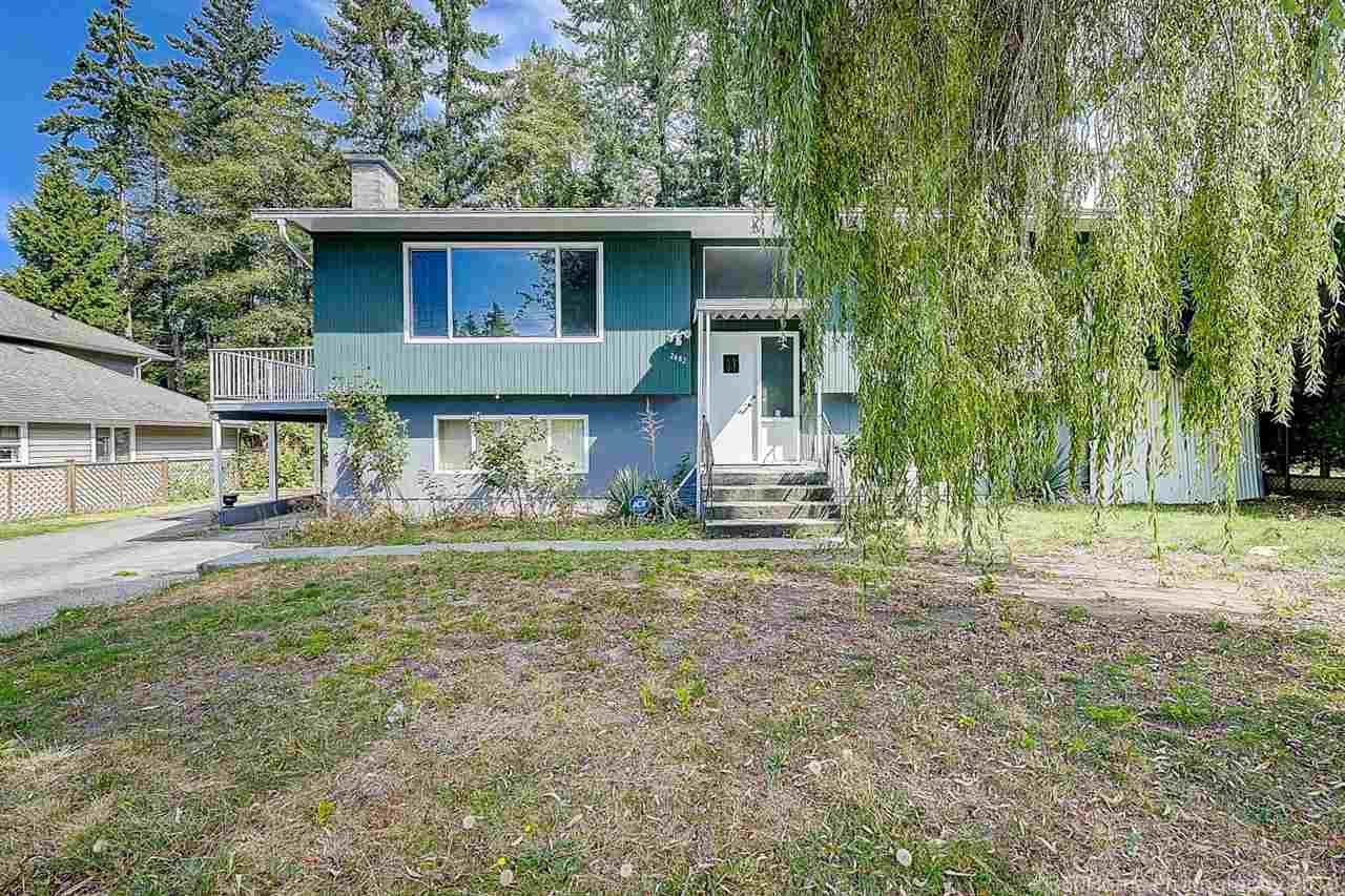 Main Photo: 2682 PARKWAY Drive in Surrey: King George Corridor House for sale (South Surrey White Rock)  : MLS®# R2548655