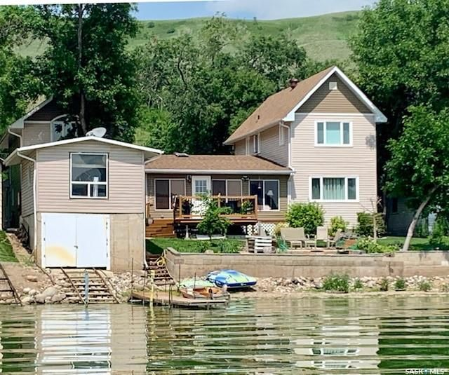 Main Photo: 60 Indian Point in Crooked Lake: Residential for sale : MLS®# SK843080