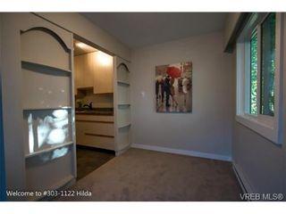 Photo 8: 303 1122 Hilda St in VICTORIA: Vi Fairfield West Condo for sale (Victoria)  : MLS®# 698197