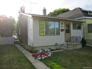 Main Photo: 396 Roseberry Street in Winnipeg: St James Residential for sale ()  : MLS®# 1216367