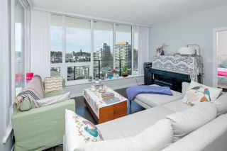 "Photo 11: 1707 5628 BIRNEY Avenue in Vancouver: University VW Condo for sale in ""THE LAUREATE"" (Vancouver West)  : MLS®# R2384950"