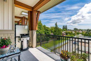 "Photo 31: 420 6828 ECKERSLEY Road in Richmond: Brighouse Condo for sale in ""SAFRON"" : MLS®# R2483230"