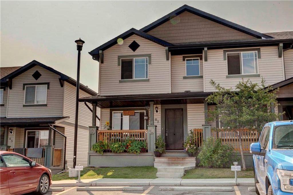 Main Photo: 67 105 DRAKE LANDING Common: Okotoks House for sale : MLS®# C4163815