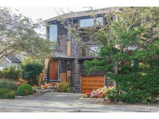 Photo 2: 911 Oliphant Ave in VICTORIA: Vi Fairfield West Row/Townhouse for sale (Victoria)  : MLS®# 711126