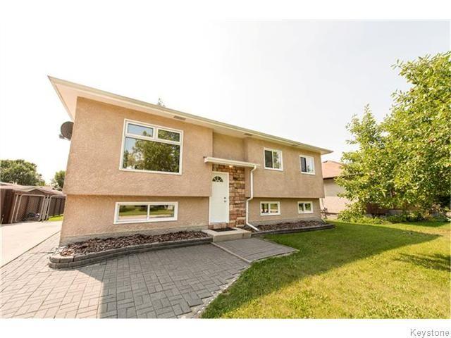 Main Photo: 30 BELL Bay in SELKIRK: City of Selkirk Residential for sale (Winnipeg area)  : MLS®# 1523827