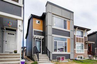 Photo 1: 408 Cornerstone Passage NE in Calgary: Cornerstone Detached for sale : MLS®# A1122046