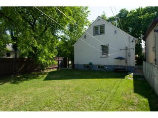 Photo 18: 513 Winona Street in WINNIPEG: Transcona Residential for sale (North East Winnipeg)  : MLS®# 1314117