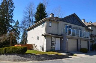 Photo 1: 19 11229 232 STREET in Maple Ridge: East Central Townhouse for sale : MLS®# R2340437
