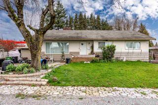 Photo 1: 32031 JOYCE Avenue in Abbotsford: Abbotsford West House for sale : MLS®# R2563177