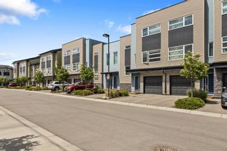 Main Photo: 326 Covecreek Circle NE in Calgary: Coventry Hills Row/Townhouse for sale : MLS®# A1123489