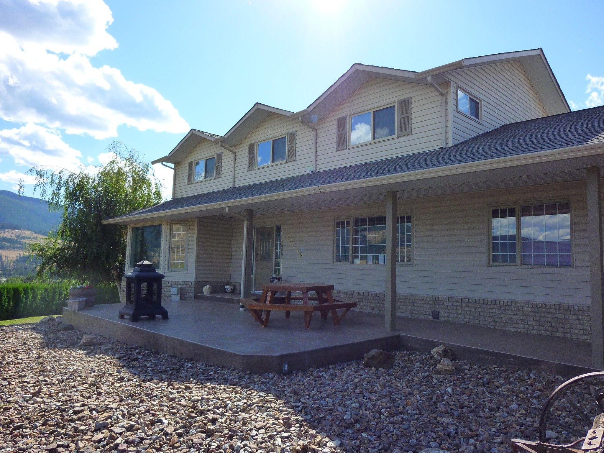 Main Photo: 10068 Grey Road in Coldstream: Mun of Coldstream House for sale (North Okanagan)  : MLS®# 10087849