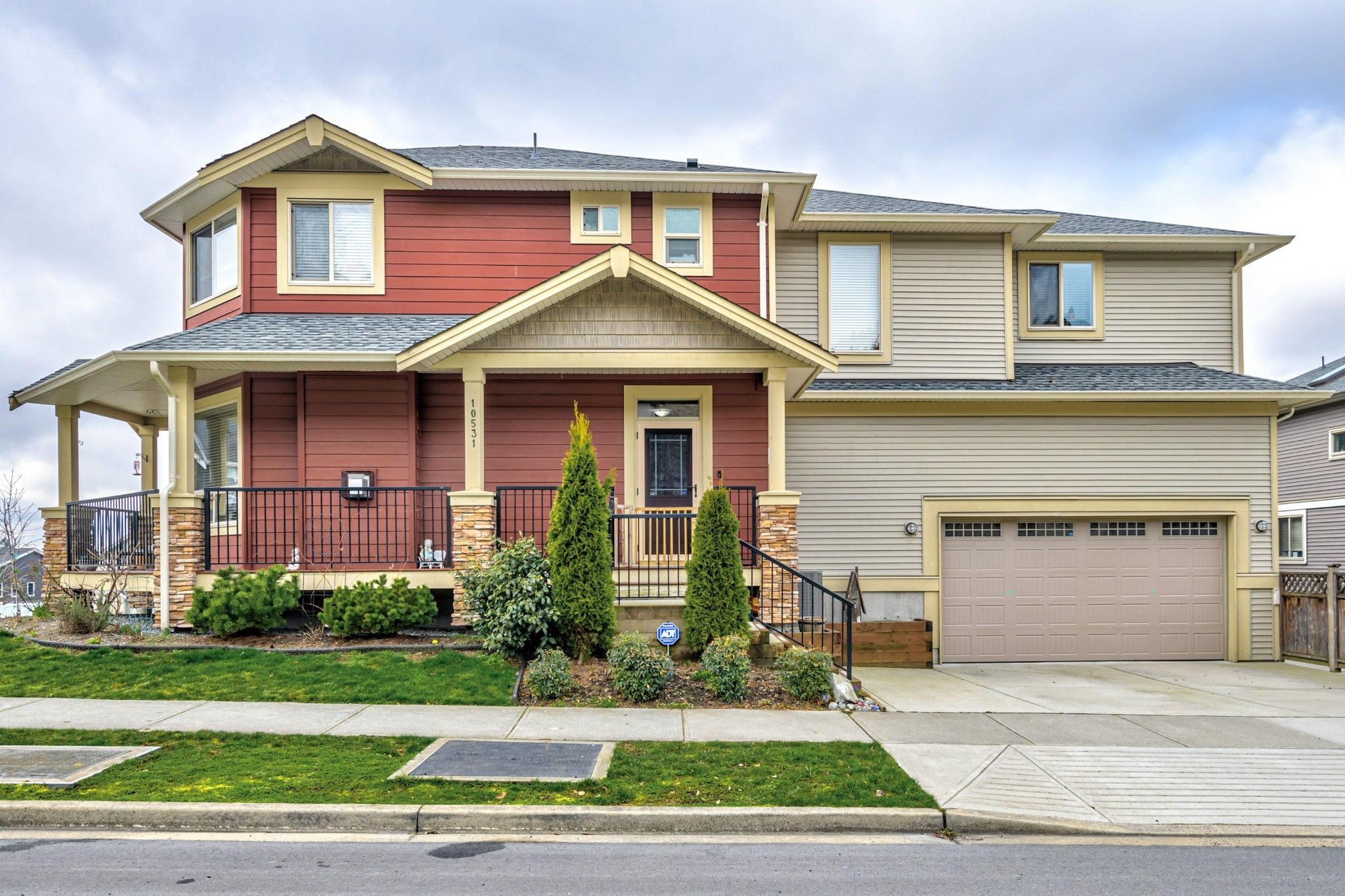 Main Photo: 10531 248 STREET in Maple Ridge: Albion House for sale : MLS®# R2549525