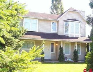 Photo 1: 17096 64TH Avenue in Surrey: Cloverdale BC House for sale (Cloverdale)  : MLS®# F1000732