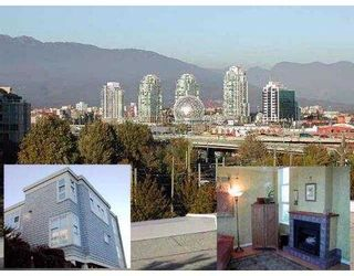 "Photo 1: 209 685 W 7TH Avenue in Vancouver: Fairview VW Townhouse for sale in ""THE IVY'S"" (Vancouver West)  : MLS®# V666980"