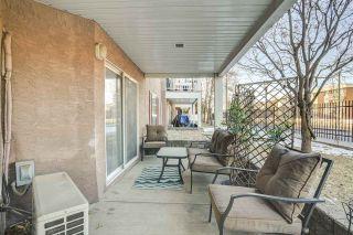 Photo 38: 101 10933 124 Street in Edmonton: Zone 07 Condo for sale : MLS®# E4247948