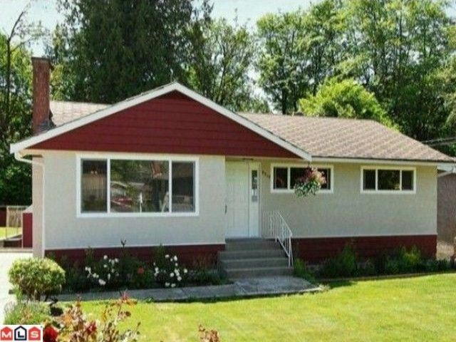 """Main Photo: 8919 SHEPHERD Way in Delta: Nordel House for sale in """"Nordel"""" (N. Delta)  : MLS®# F1127963"""