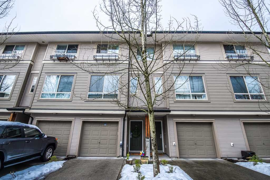 Main Photo: 13 301 KLAHANIE DRIVE in Port Moody: Port Moody Centre Townhouse for sale : MLS®# R2340343
