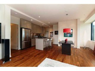 """Photo 3: 1409 1333 W GEORGIA Street in Vancouver: Coal Harbour Condo for sale in """"THE QUBE"""" (Vancouver West)  : MLS®# V888854"""