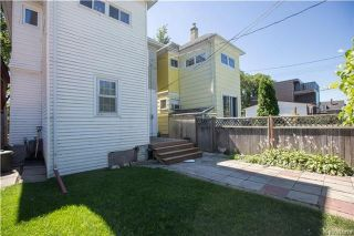 Photo 18: 49 Morley Avenue in Winnipeg: Riverview Residential for sale (1A)  : MLS®# 1720494