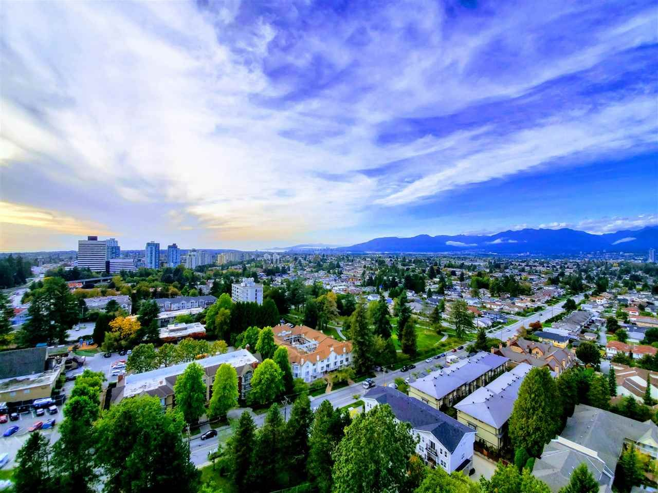 """Main Photo: 2102 4160 SARDIS Street in Burnaby: Central Park BS Condo for sale in """"CENTRAL PARK PLACE"""" (Burnaby South)  : MLS®# R2409253"""