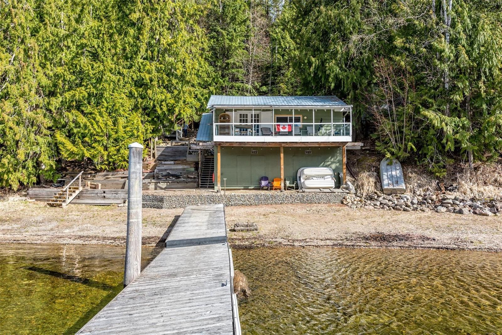 Main Photo: #5 3602 Mabel Lake Road, in Lumby: Recreational for sale : MLS®# 10228868