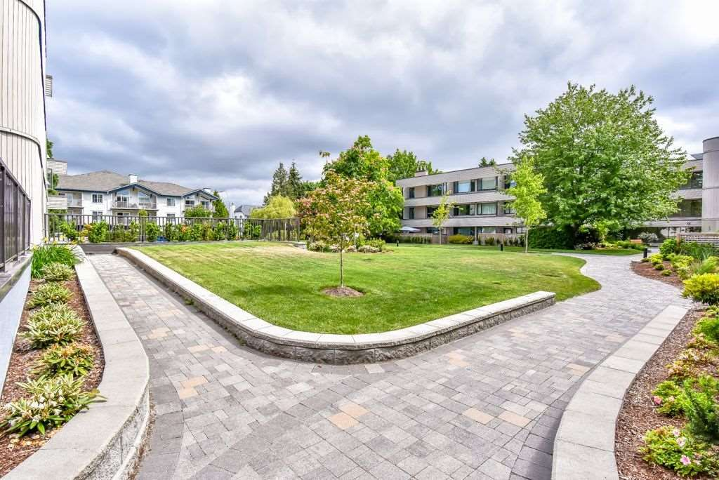 "Main Photo: 308 15275 19 Avenue in Surrey: King George Corridor Condo for sale in ""VILLAGE TERRACE"" (South Surrey White Rock)  : MLS®# R2272276"