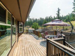 Photo 44: 3140 ROBBINS RANGE ROAD in Kamloops: Barnhartvale House for sale : MLS®# 163482