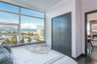 """Photo 9: 703 1088 W 14TH Avenue in Vancouver: Fairview VW Condo for sale in """"COCO"""" (Vancouver West)  : MLS®# R2244610"""