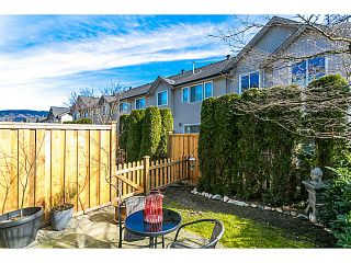 "Photo 16: 55 1055 RIVERWOOD Gate in Port Coquitlam: Riverwood Townhouse for sale in ""MOUNTAIN VIEW ESTATES"" : MLS®# V1108702"
