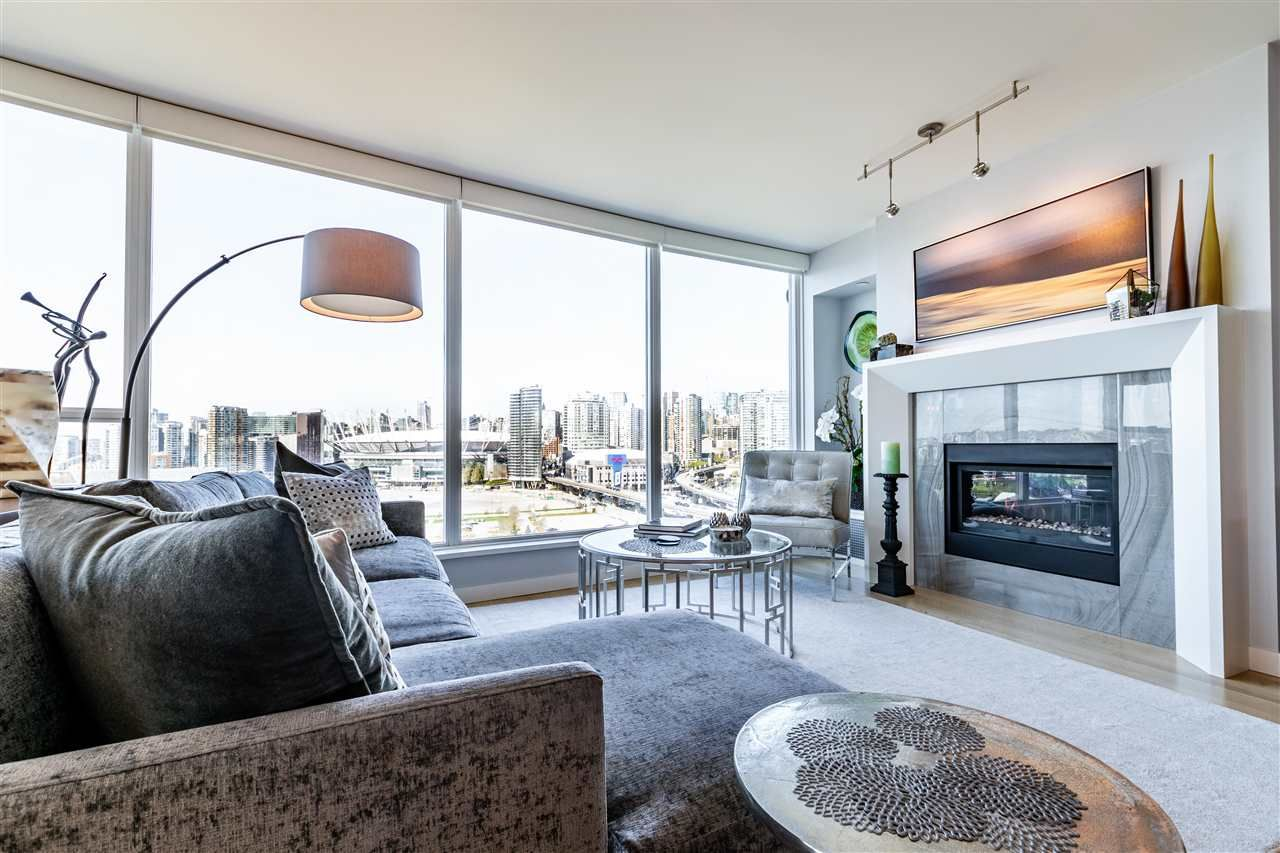 """Photo 21: Photos: 1605 120 MILROSS Avenue in Vancouver: Downtown VE Condo for sale in """"THE BRIGHTON BY BOSA"""" (Vancouver East)  : MLS®# R2568798"""