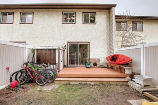 Photo 39: 109 9930 Bonaventure Drive SE in Calgary: Willow Park Row/Townhouse for sale : MLS®# A1101670