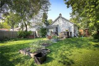 Photo 13: 64 Inman Avenue in Winnipeg: Single Family Detached for sale (2D)  : MLS®# 1926807