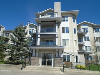 Main Photo: 423 345 Rocky Vista Park NW in Calgary: Rocky Ridge Apartment for sale : MLS®# A1099439
