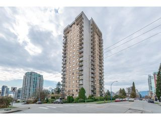 """Photo 20: 1904 145 ST. GEORGES Avenue in North Vancouver: Lower Lonsdale Condo for sale in """"TALISMAN TOWERS"""" : MLS®# R2260012"""