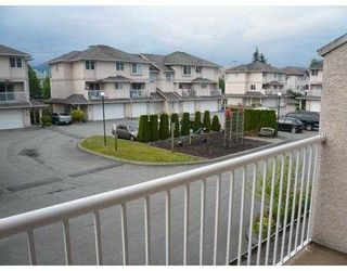 Photo 6: 16 2458 PITT RIVER Road in Port_Coquitlam: Mary Hill Townhouse for sale (Port Coquitlam)  : MLS®# V776221