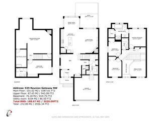 Photo 46: 925 Reunion Gateway NW: Airdrie Detached for sale : MLS®# A1090992