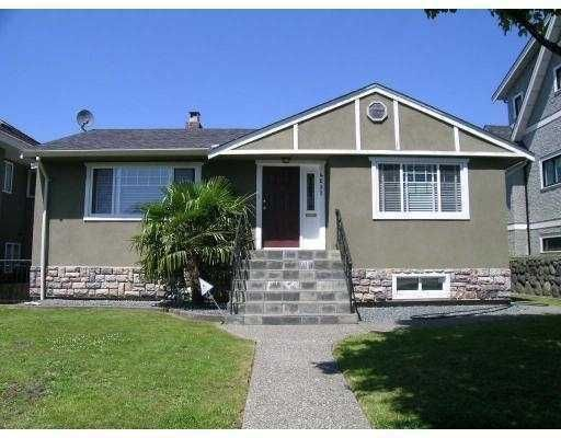 Main Photo: 4237 GRANT Street in Burnaby: Willingdon Heights House for sale (Burnaby North)  : MLS®# V747471