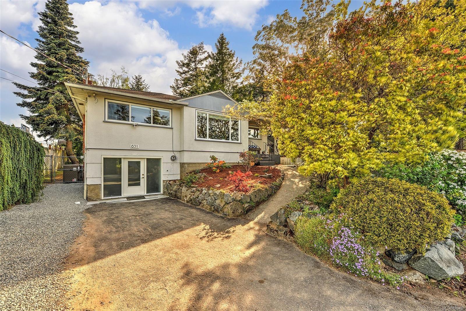 Photo 1: Photos: 631 Cowper St in Saanich: SW Gorge House for sale (Saanich West)  : MLS®# 876407