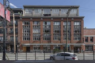 Main Photo: 308 1072 HAMILTON Street in Vancouver: Yaletown Condo for sale (Vancouver West)  : MLS®# R2603481