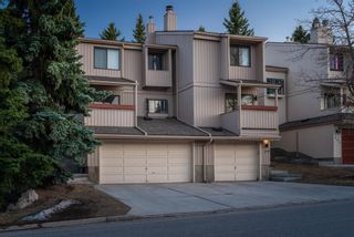 Main Photo: 243 Berwick Drive NW in Calgary: Beddington Heights Semi Detached for sale : MLS®# A1095555