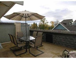 """Photo 8: 37 7128 STRIDE Avenue in Burnaby: Edmonds BE Townhouse for sale in """"RIVERSTONE"""" (Burnaby East)  : MLS®# V677048"""