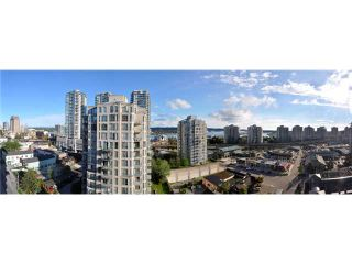 """Photo 6: 1107 833 AGNES Street in New Westminster: Downtown NW Condo for sale in """"THE NEWS"""" : MLS®# V855240"""