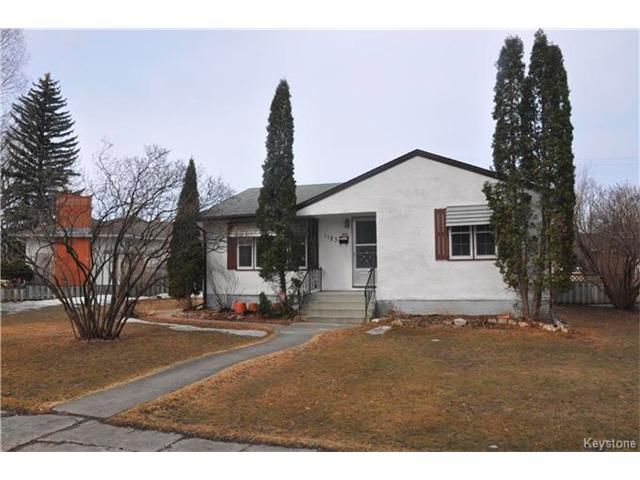 FEATURED LISTING: 1183 Warsaw Avenue Winnipeg