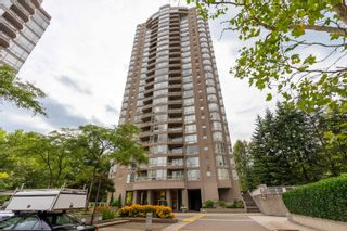 """Photo 1: 2201 9603 MANCHESTER Drive in Burnaby: Cariboo Condo for sale in """"STRATHMORE TOWERS"""" (Burnaby North)  : MLS®# R2608444"""