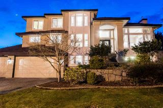 Photo 1: 1522 PARKWAY BOULEVARD in Coquitlam: Westwood Plateau House for sale : MLS®# R2151704