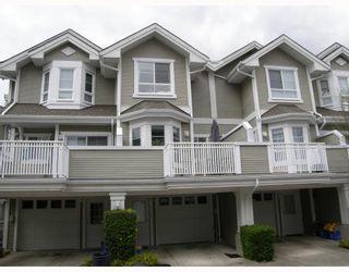 "Photo 10: 12 22000 SHARPE Avenue in Richmond: Hamilton RI Townhouse for sale in ""RICHMOND MEWS"" : MLS®# V705204"