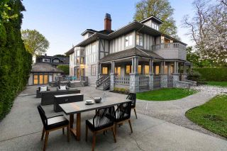Photo 1: 3297 CYPRESS Street in Vancouver: Shaughnessy House for sale (Vancouver West)  : MLS®# R2601454