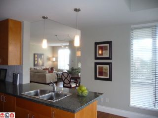 "Photo 5: 703 1581 FOSTER Street: White Rock Condo for sale in ""Sussex House"" (South Surrey White Rock)  : MLS®# F1104920"