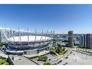 Photo 19: # 2903 928 BEATTY ST in Vancouver: Yaletown Condo for sale (Vancouver West)  : MLS®# V1010832